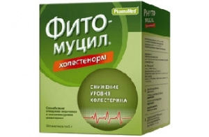 Фитомуцил холестенорм пор N30 купить в Челябинске по ...
