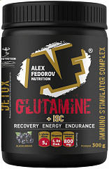 Глутамин Alex Fedorov Nutrition (БАД) пор 300г N1