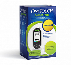 "Глюкометр ""One Touch Select Plus"" N1"