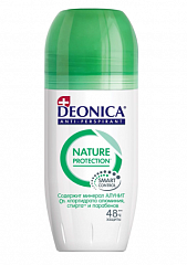 Антиперспирант Deonica Nature Protection 50мл N1